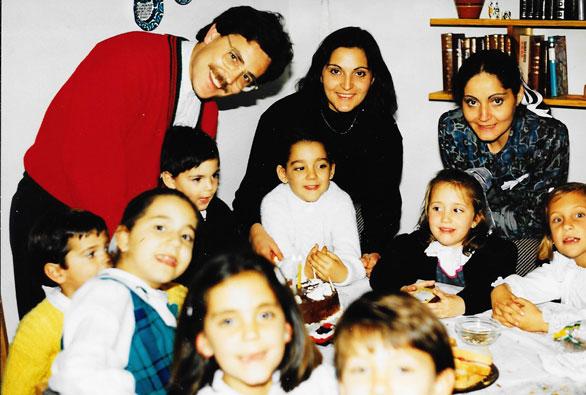 Con-Pilar,-María-y-un-montón-amigos-de-sus-hijos