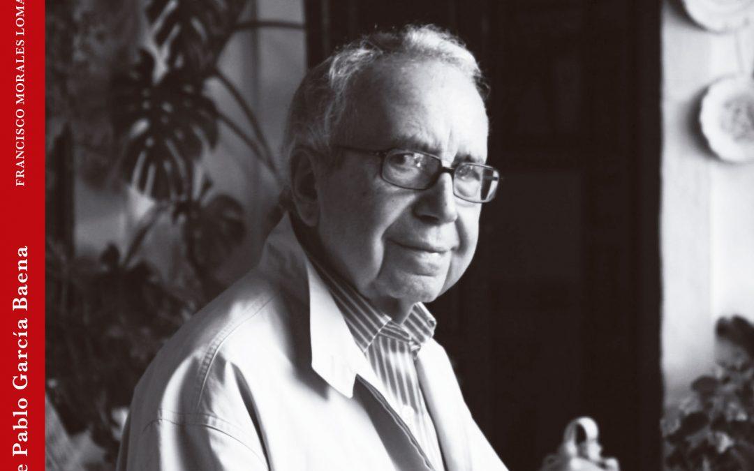 La poesía de Pablo García Baena . (En colaboración con Remedios Sánchez), Editorial Comares, Granada, 2018. [ISBN 978-849045-754-2].