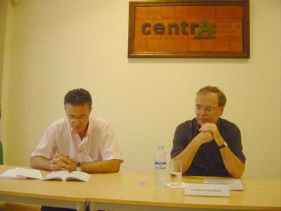 Con Antonio Hernández