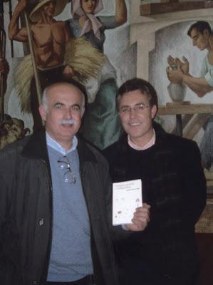 Con Felipe Foj
