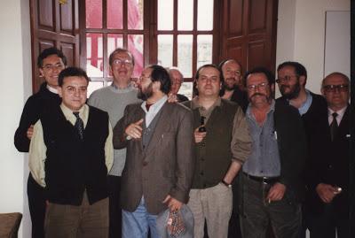 Con el Jurado Premio Crítica 2001