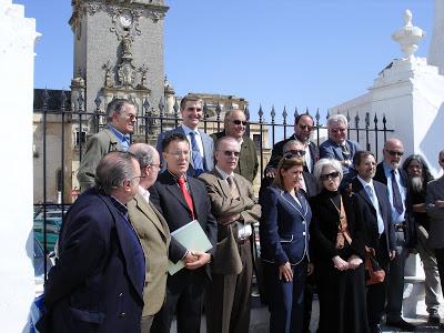 Jurado del Premio Andalucía de la Crítica (Arcos de la Frontera, 2007)