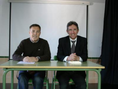 Francisco Morales Lomas y Ricardo Bellveser
