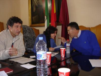 Miguel Chaparro, Ana Mercedes Cano y Morales Lomas