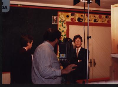Entrevista de Canal Sur TV (1992)
