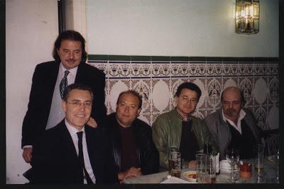 Fotos con Gregorio Morales, Fernando de Villena