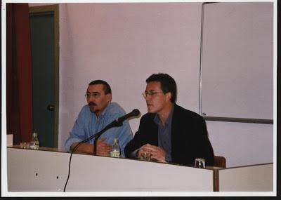 Con Francisco Domene