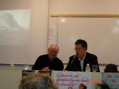 Con Manuel Villar Raso (2006)