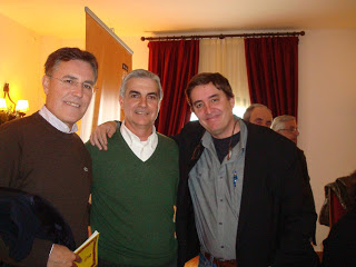 Morales Lomas, José Sarria y L. García Montero