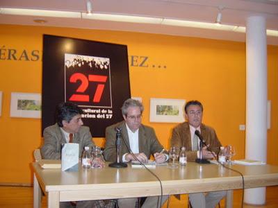 Presentación libro Francisco García Lorca