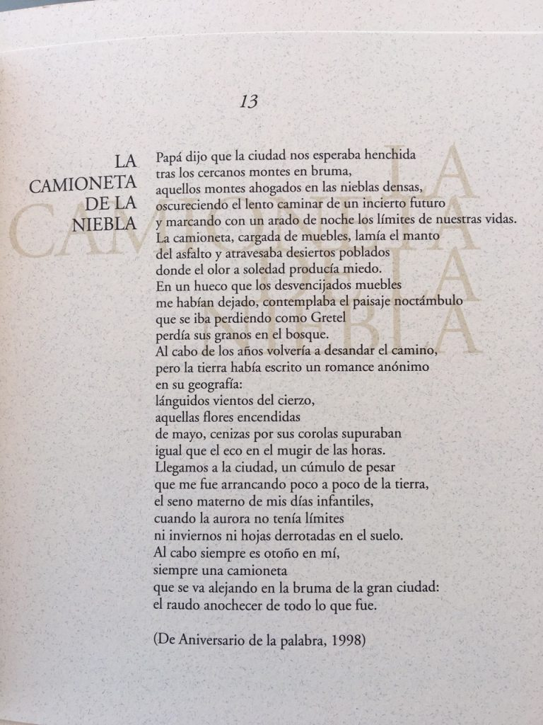 Poema de Elogio de la rutina2