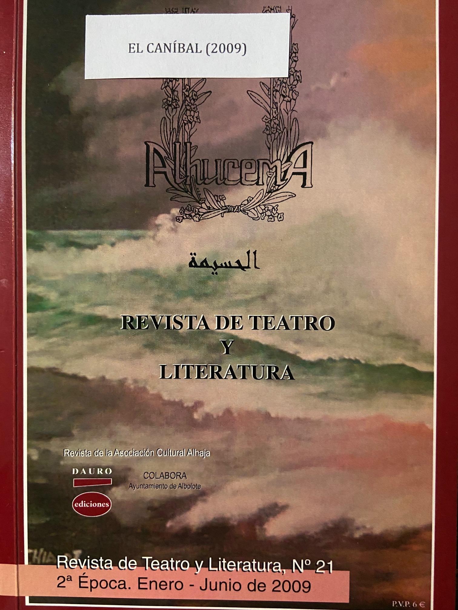 EL CANÍBAL (2009)